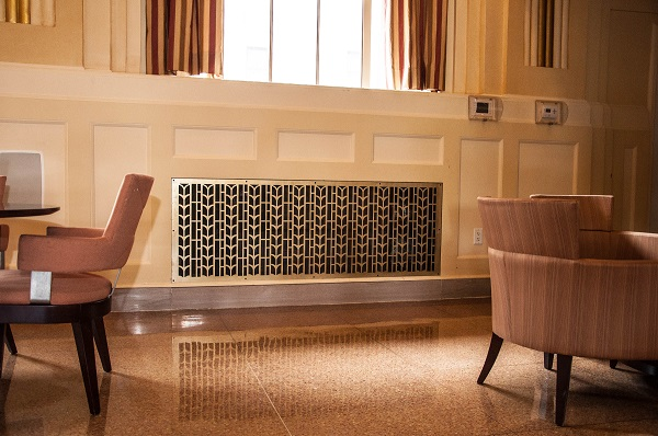 The Beacon Renovation  - Coco Metalcraft Grille