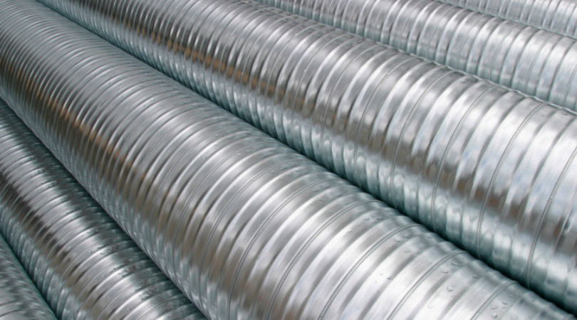 cylinders of aluminum