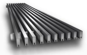CA110 Linear Bar Grille