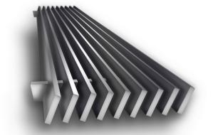 CA400 Linear Bar Grille